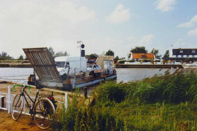 Reedham Ferry, Norfolk