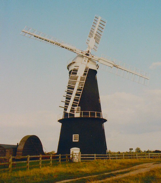 Berney Arms Windmill