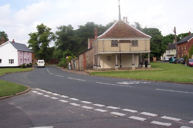 The Market Cross, New Buckenham, Norfolk