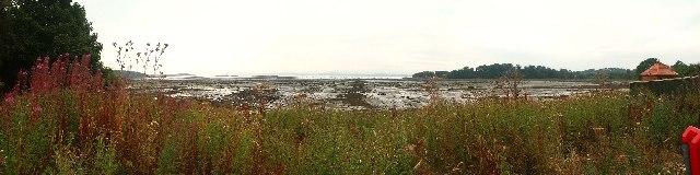 """Dalgety Bay (""""The Bay"""")"""