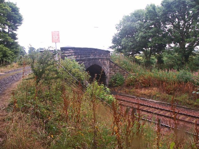 Stone Railway Bridge