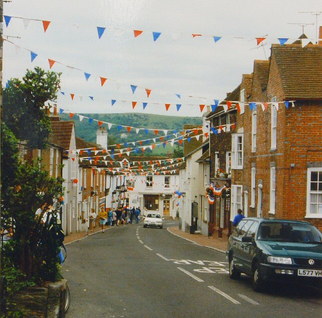 High Street, Ditchling, East Sussex