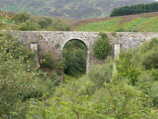 Old Ousdale bridge