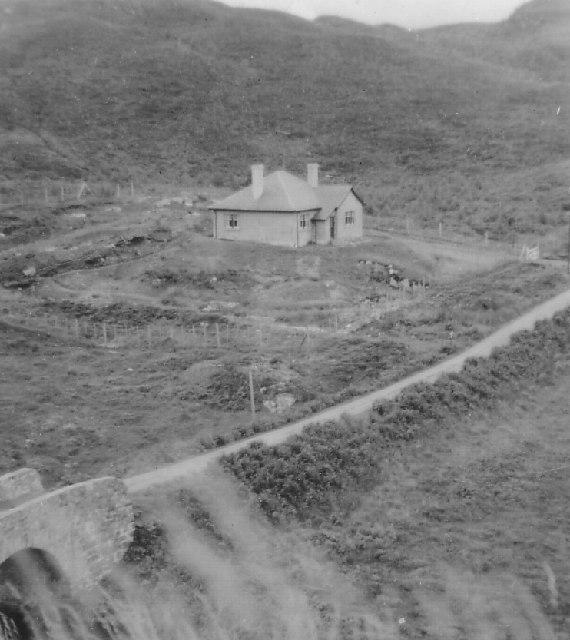 Duartmore house 1956