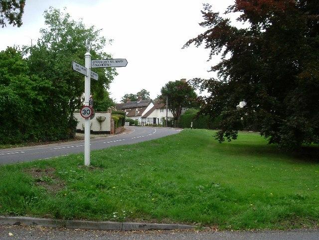 Higham Village Green