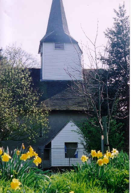 Stondon Massey: St Peter & St Paul's Church. Toilet extension