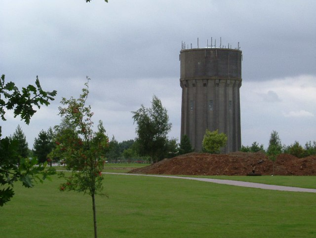 Raydon Water Tower