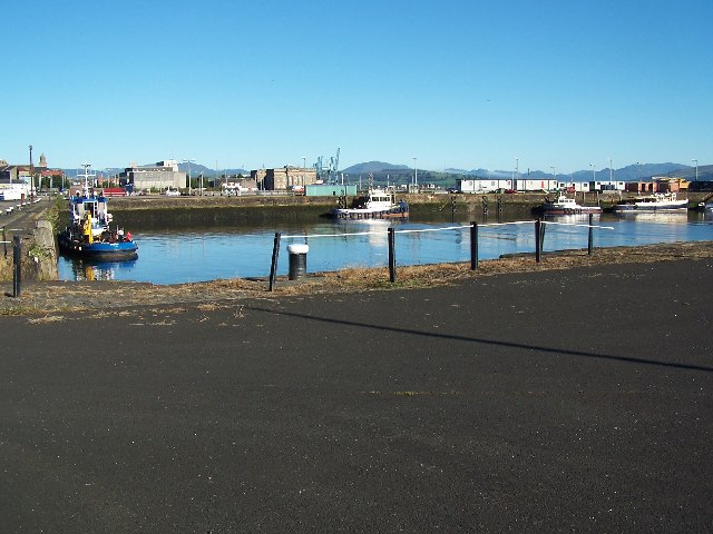 Victoria Harbour, Greenock