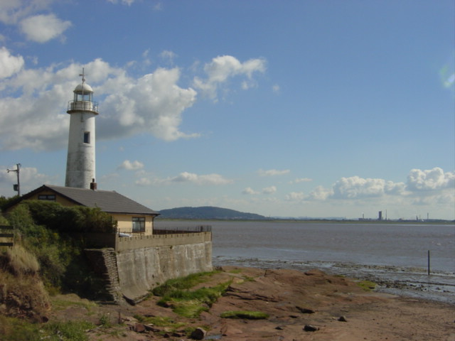 Lighthouse at Hale point