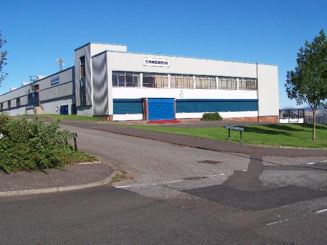 Sangamo factory