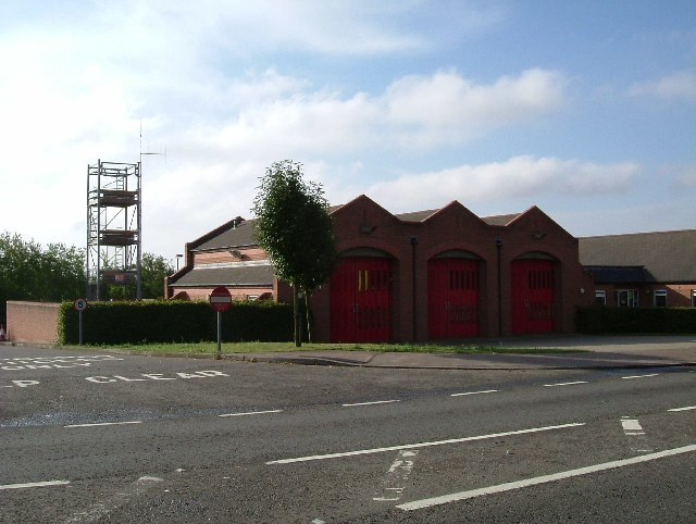 Maldon Fire Station
