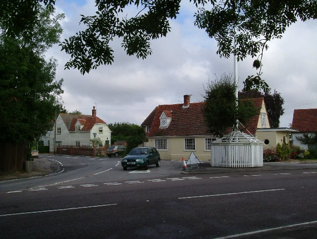 Junction in D'arcy