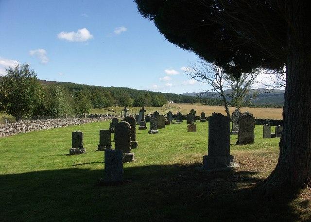 Dalchreichart Old Burial Ground