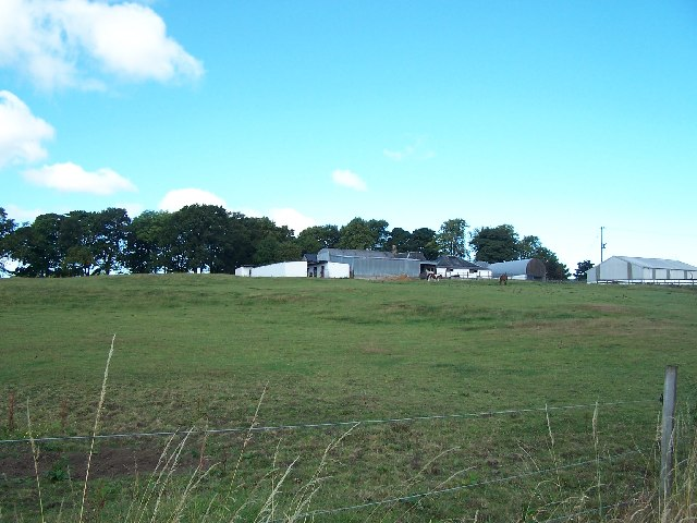 Lawmarnock farm