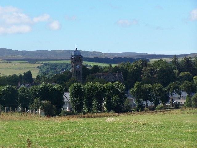 Quarriers village church