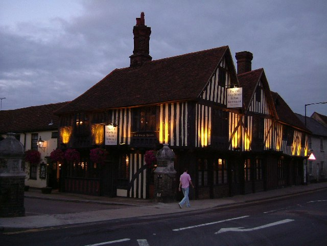 The Olde Siege House