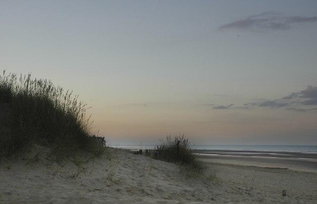 Camber Dunes at Dawn