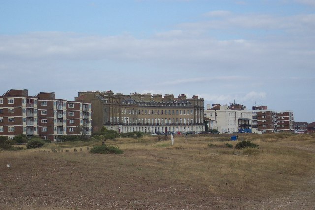 The Crescent, West Town, Hayling Island