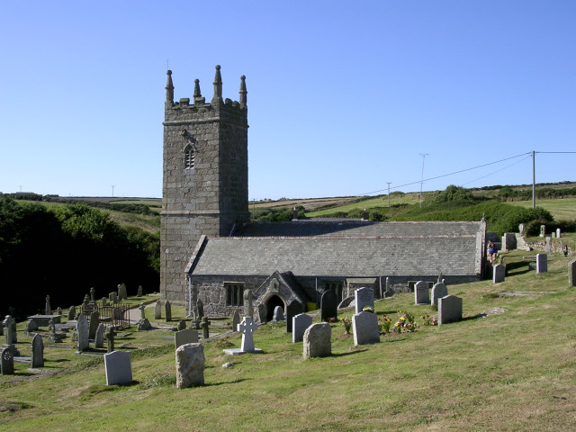 The Parish Church of St Levan