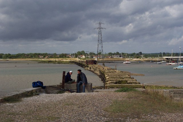 Langstone and its bridges