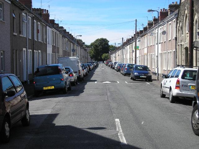 Ethel street, Canton, Cardiff