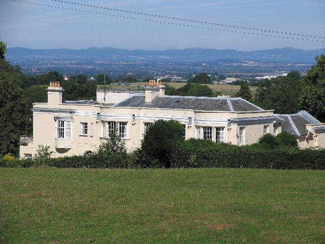 Glenfall House, near Charlton Kings