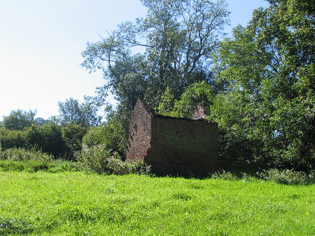 Ruined Building, Ham Hill