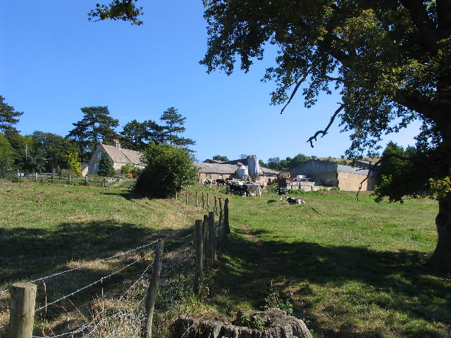 Northfield Farm, Aggs Hill