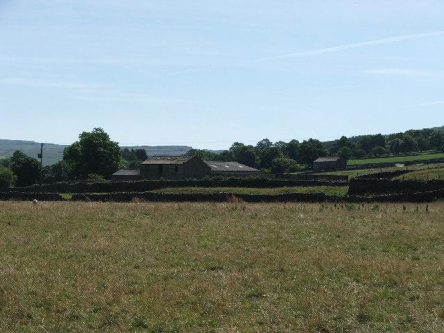 Parracks Barn