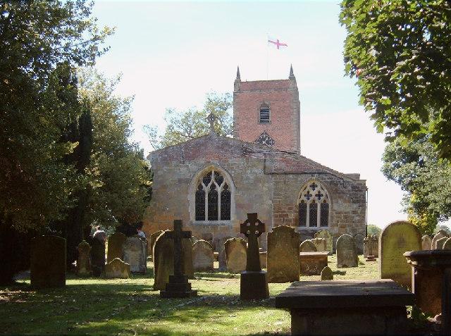 Alne Church