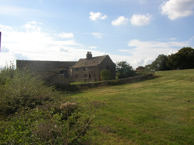 Winter Hill Farm, High Hoyland