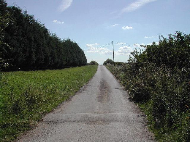 Farmroad and Bridleway