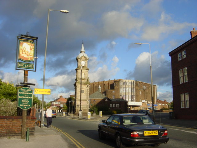 Wavertree Clock Tower
