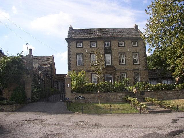 High Hoyland House