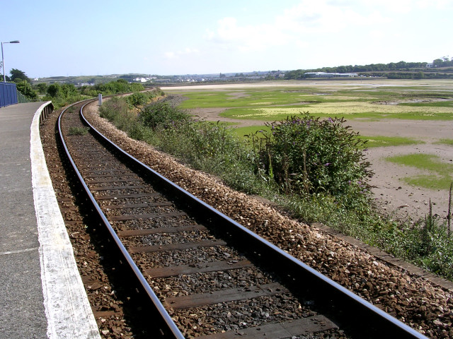 Lelant Saltings railway station