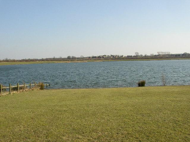 Angler's Country Park Lake