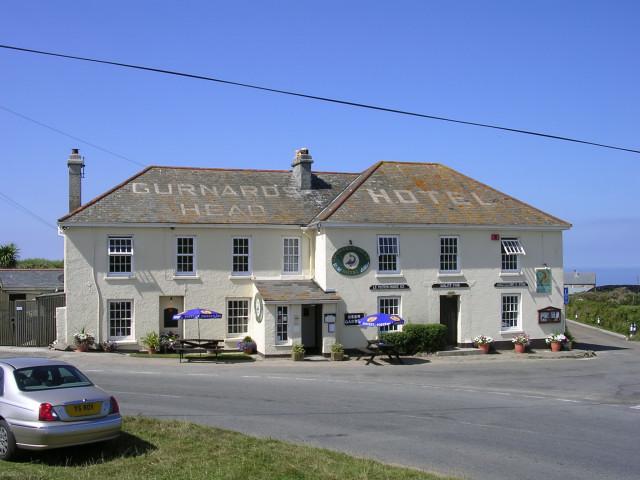 Gurnard's Head Hotel, Treen