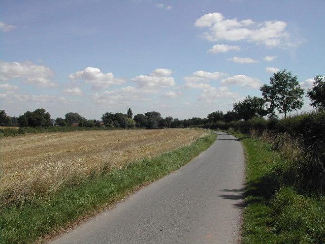 Halloughton Farm Lane