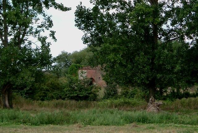 Ruins At Ockendon Hall
