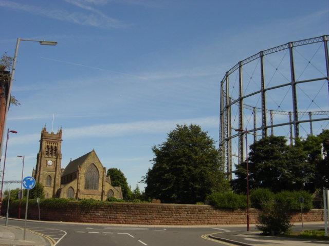 Parish Church of St Michael, Garston