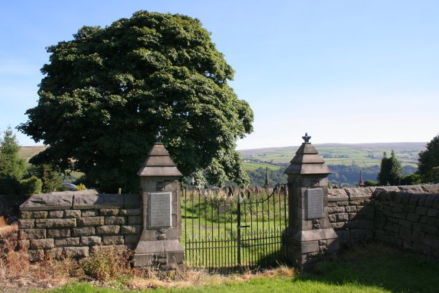 Cemetery, Slack