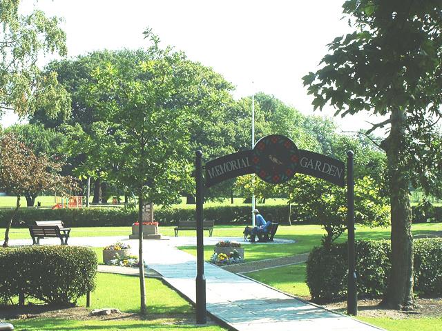 Memorial Garden, Shevington