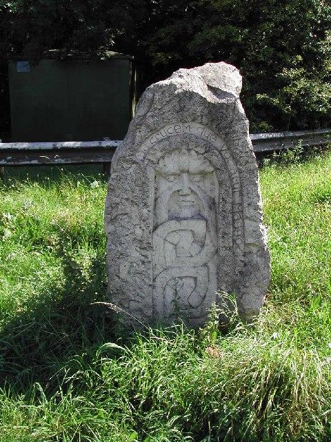 Bleasby Parish Millennium Stone
