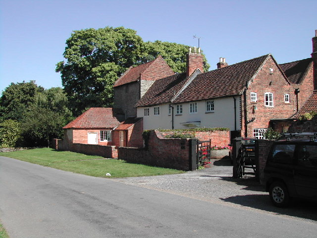 Halloughton Village