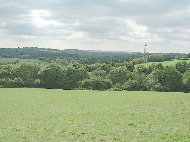 View towards the south west