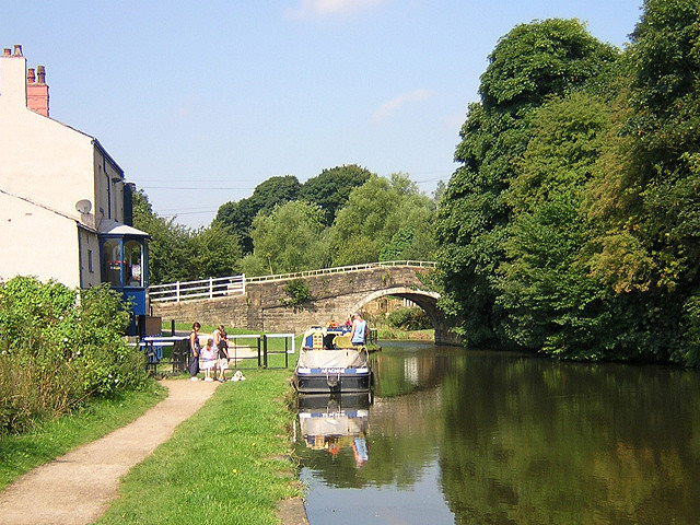 Gathurst Canal Bridge