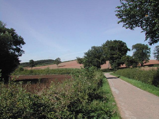 Honeyknab Lane, Oxton