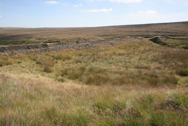 Disused dam, Noah Dale