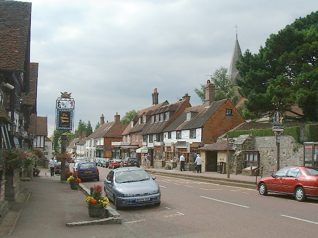 Mayfield shops