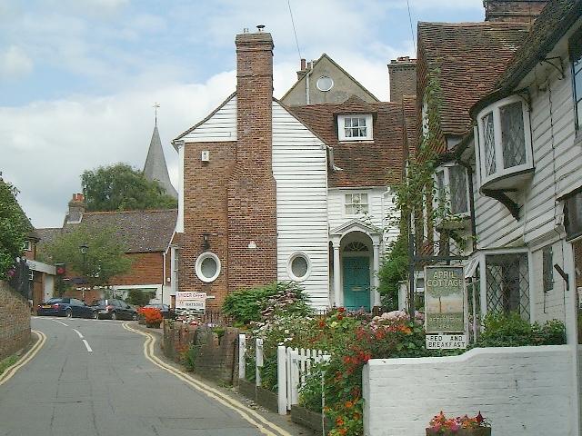 Mayfield village